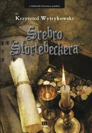 Okładka książki Srebro Stortebeckera