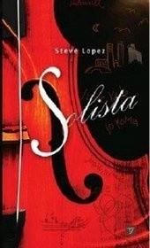 Okładka książki Solista