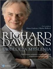 Okładka książki Richard Dawkins. Ewolucja myślenia