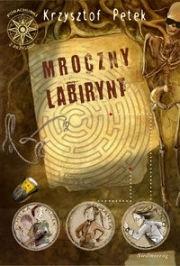 Okładka książki Mroczny labirynt