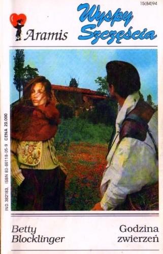 Okładka książki Godzina zwierzeń