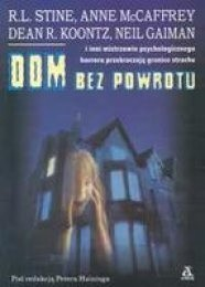 Okładka książki Dom bez powrotu
