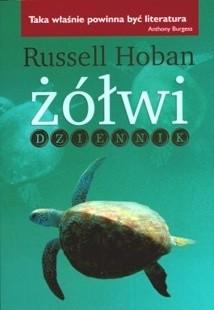 Okładka książki Żółwi dziennik