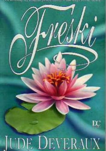 Okładka książki Freski