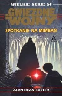 Okładka książki Spotkanie na Mimban