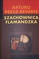 Okładka książki Szachownica flamandzka