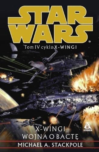 Okładka książki Wojna o Bactę