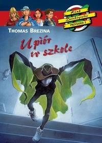 Okładka książki Upiór w szkole