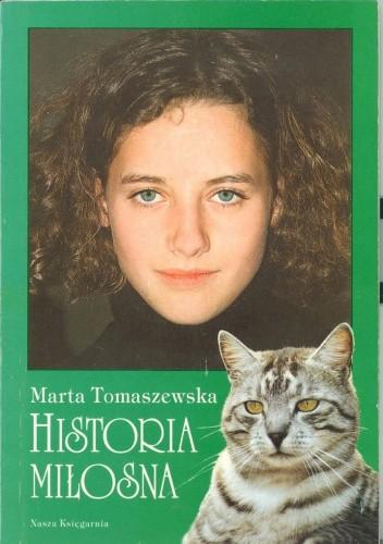 Okładka książki Historia miłosna