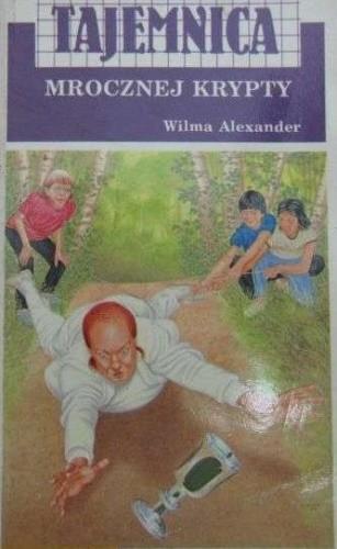 Okładka książki Tajemnica mrocznej krypty