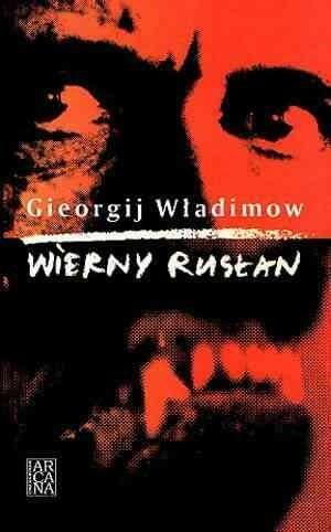 Okładka książki Wierny Rusłan