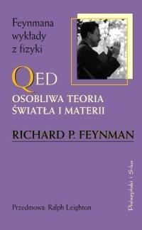 Okładka książki QED. Osobliwa teoria światła i materii