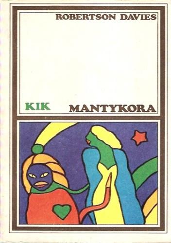 Okładka książki Mantykora