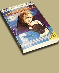 Okładka książki Znachorka