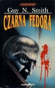 Okładka książki Czarna Fedora