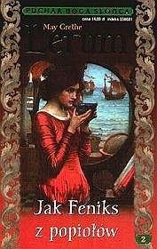 Okładka książki Jak feniks z popiołów