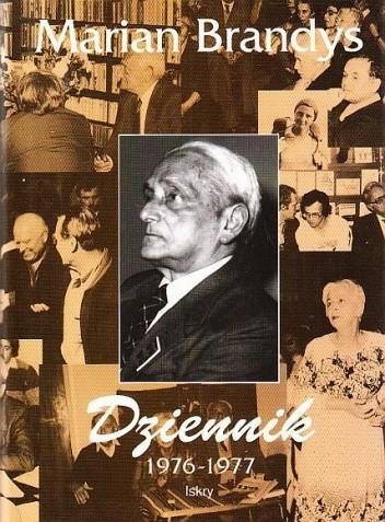 Okładka książki Dziennik 1976-1977