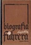 Okładka książki Adolf Hitler. Biografia Führera