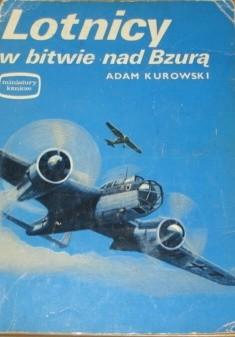 Okładka książki Lotnicy w bitwie nad Bzurą