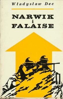 Okładka książki Narwik i Falaise