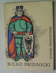Okładka książki Bolko Świdnicki