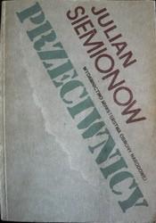 Okładka książki Przeciwnicy