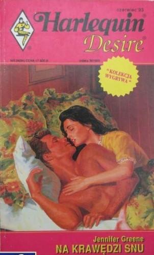 Okładka książki Na krawędzi snu