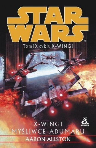 Okładka książki Myśliwce Adumaru