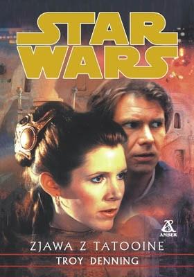 Okładka książki Zjawa z Tatooine