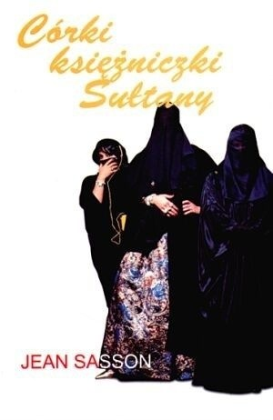 Okładka książki Córki księżniczki Sułtany