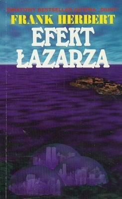 Okładka książki Efekt Łazarza