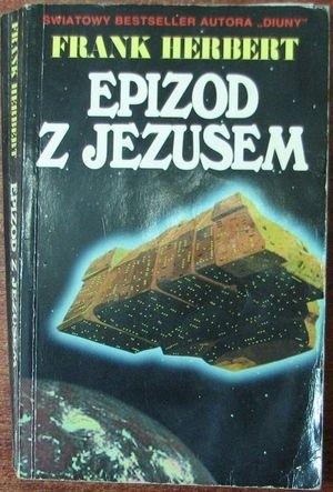 Okładka książki Epizod z Jezusem