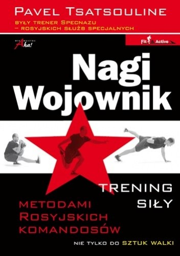 Okładka książki Nagi Wojownik