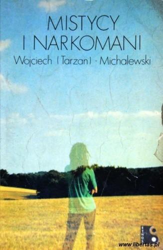 Okładka książki Mistycy i narkomani