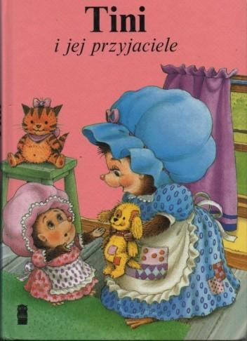 Okładka książki Tini i jej przyjaciele