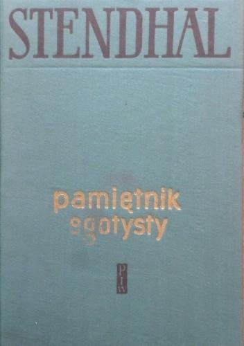 Okładka książki Pamiętnik egotysty
