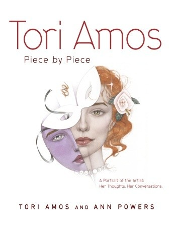 Okładka książki Tori Amos: Piece by Piece. A Portrait of the Artist. Her Thoughts, Her Conversations