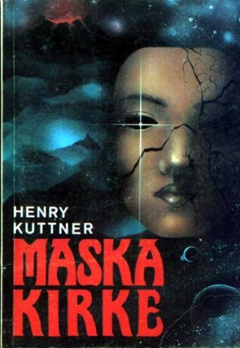 Okładka książki Maska Kirke