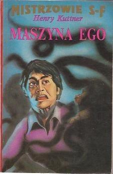 Okładka książki Maszyna ego