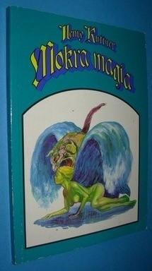Okładka książki Mokra magia