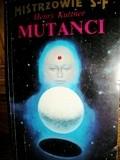Okładka książki Mutanci