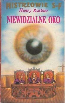 Okładka książki Niewidzialne oko