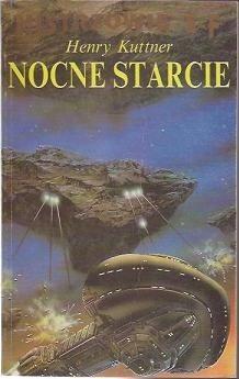 Okładka książki Nocne starcie