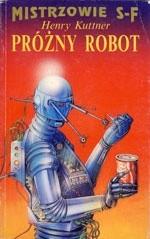 Okładka książki Próżny robot