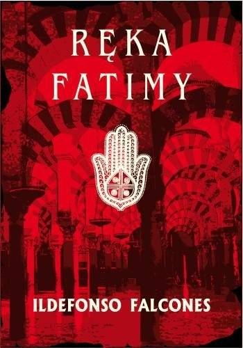 Okładka książki Ręka Fatimy