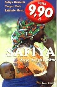 Okładka książki Safiya. Żyję dzięki Wam