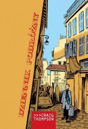 Okładka książki Dziennik podróżny