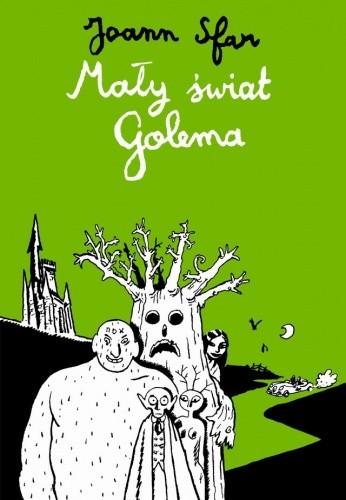 Okładka książki Mały świat Golema