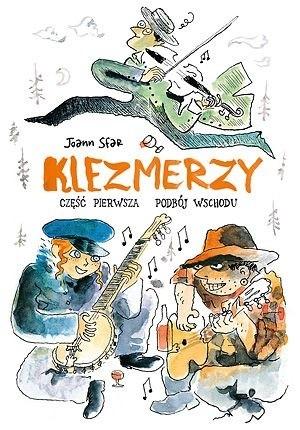 Okładka książki Klezmerzy - Podbój Wschodu