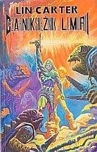 Okładka książki Czarnoksiężnik z Lemurii